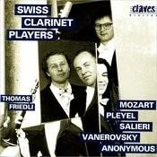 Works For Clarinet & Basset Horns Songs