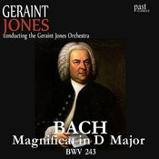 Bach: Magnificat in D Major, BWV 243 Songs