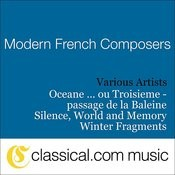Jean-Francois Estager, Silence Parole Et Memoire (Silence, World And Memory) Songs