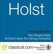 Gustav Holst, The Planets, Op. 32 / H. 125 Songs
