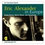 Eric Alexander In Europe Songs