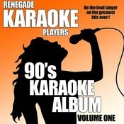 90's Karaoke Album Volume One Songs