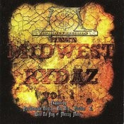 Mo Money Records Presents Midwest Rydaz, Vol, 1 Songs