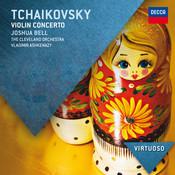 Tchaikovsky: Violin Concerto Songs