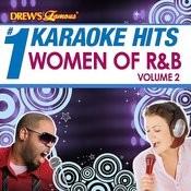 Drew's Famous # 1 Karaoke Hits: Women Of R&B Vol. 2 Songs