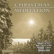 Christmas Meditation - Vol. 1 Songs