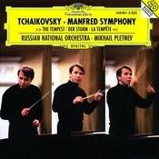 Tchaikovsky: Manfred Symphony; The Tempest Songs