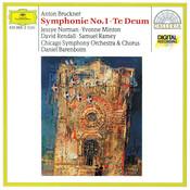 Bruckner: Symphony No.1; Te Deum Songs