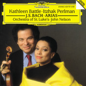 J.S. Bach: Arias for Soprano and Violin Songs