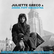 Juliette Greco With Andre Popp Orchestra - Ep Songs