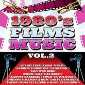1980's Films Music Vol. 2 Songs