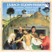 Bach, J.S.: St. John Passion Songs