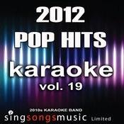 2012 Karaoke Pop Hits, Vol.19 Songs