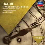 Haydn: Symphonies Nos.94, 100 & 101 -