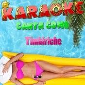 Mirame (Cuestion De Tiempo) [Karaoke Version] Song
