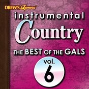 Instrumental Country: The Best Of The Gals, Vol. 6 Songs