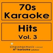 70s Karaoke Hits, Vol. 3 Songs
