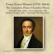 Franz Xaver Mozart: The Complete Piano Chamber Music Songs