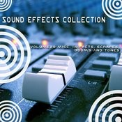 Sound Effects Collection 20 - Miscellaneous Impacts, Scrapes, Booms And Tones Songs
