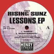 The Lessons Ep - Reissue Songs