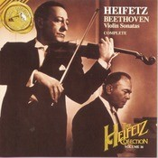 The Heifetz Collection Vol. 16 - Violin Sonatas (Complete) Songs