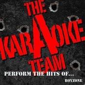The Karaoke A Team Perform The Hits Of Boyzone Songs