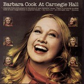 Barbara Cook At Carnegie Hall Songs