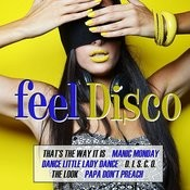 Feel Disco Songs