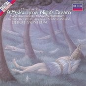 Mendelssohn: A Midsummer Night's Dream, Incidental Music, Op.61, MWV M 13 - No.1 Scherzo Song