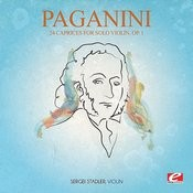 Paganini: 24 Caprices For Solo Violin, Op. 1 (Incomplete) [Digitally Remastered] Songs