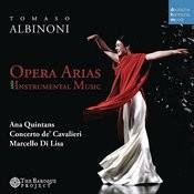 Albinoni: Opera Arias and Concertos - The Baroque Project, Vol. 4 Songs