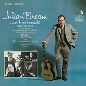 Julian Bream and His Friends Songs