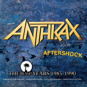 Aftershock - The Island Years 1985 - 1990 Songs