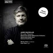 Macmillan: St Luke Passion Songs