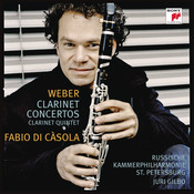 Weber: Concertos For Clarinet And Orchestra Songs