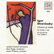 Stravinsky: Pulcinella/Soldier's Tale Songs