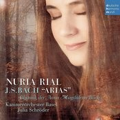 Bach: Arias Songs