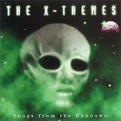 The X-Themes, Songs From The Unknown Songs