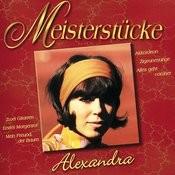 Meisterstücke - Alexandra Songs