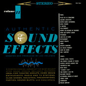 Authentic Sound Effects (Vol. 11) Songs