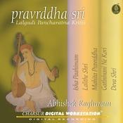 Pravrddha Sri - Lalgudi Pancharatnam Songs