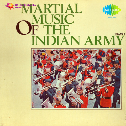 Martial Music Of India Army Band Cassette 3 Songs Download: Martial