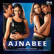 Mujhko Neend Aa Rahi Hai MP3 Song Download- Ajnabee Mujhko