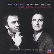 Grieg: Piano Concerto / Chopin: Piano Concerto No.2 Songs