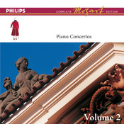 Mozart: The Piano Concertos, Vol.2 Songs