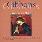 Gibbons: Church Music Songs