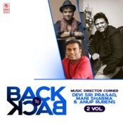Back To Back Music Director Corner - Devi Sri Prasad, Mani Sharma And Anup Rubens Vol-2 Songs