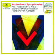 Prokofiev Symphonies Nos 1 Classical Songs