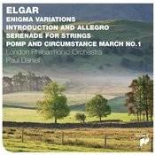 Elgar: Enigma Variations Songs