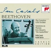 Pablo Casals Plays the Beethoven Cello Sonatas Songs